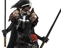 Fighter nun