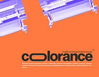 """""""colorance"""" multifunctional printing house"""