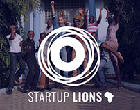 Start Up Lions Charte Graphique campagne crowdfunding