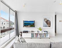 Bayview Apartment by Anton Kouzmin Architecture