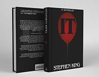 Book Cover for Stephen King's It