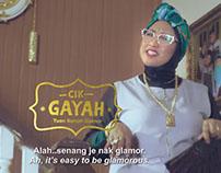 """Giant Raya """"Cik Gayah"""" TVC"""