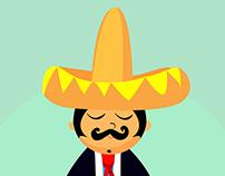 Sleepping Mexican