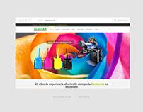 Albazan | Sitio Web
