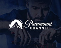 Paramount Channel // Art Direction