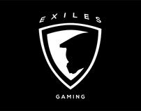 Exiles Gaming Clan Logo