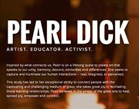 Pearl Dick Website