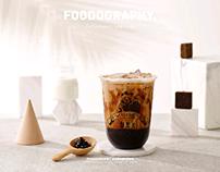 御黑堂 黑糖珍珠茶饮品牌drinks&tea |食摄集foodography