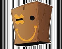 Mr. Paper-Bag