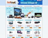 Bidloot Web Design