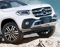 Mercedes 'Evolution of Tough' CGI