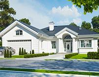 Projekt domu - Dom na Parkowej