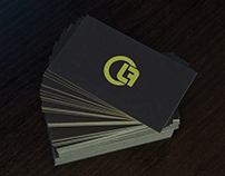 Personal Business Card Project