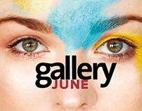 Gallery Magazine (June, 2016)