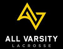 All Varsity Lacrosse Identity