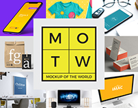 10 Free PSD Mockups 2018 MOTW 2