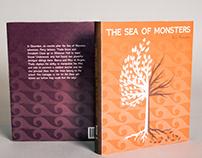 Percy Jackson Novel Book Covers