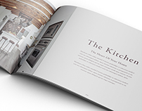Property Brochure Mock Up