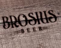 Brosius Beer | Branding