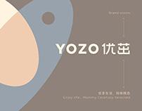 优茁YOZO母婴坚果棒品牌