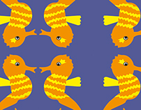 Seahorses Patterns