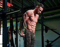Alex Maas - Muscle and Fitness