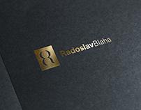 Radoslav Blaha Logo Design