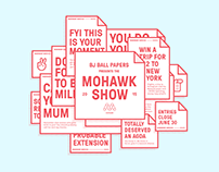 The Mohawk Show 2015: Reminder Service
