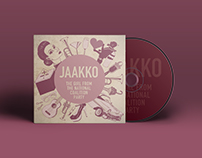 JAAKKO Album Cover • Design & Illustration