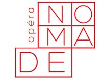 """Logo """"Opéra Nomade"""""""