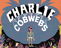 Charlie Cobwebs | Comic Book Cover