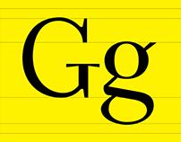 Galileo Typeface