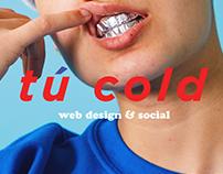 Tú Cold - Branding/Web