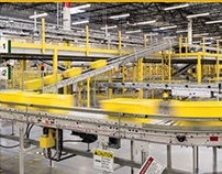 Packaging Fulfillment Facility: transship
