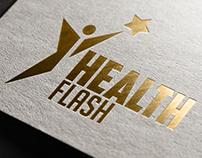 Health Flash logo
