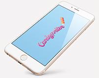 Candywriter Logo Concepts