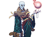 Xanto redesign (Zelda)