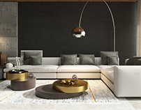 Minotti Interior Theme