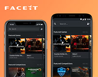 FACEIT・Competitive Gaming Platform