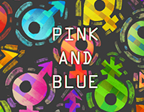 Pink and Blue (a book about gender stereotypes)