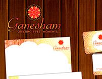 Ganesham - Branding