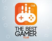 Identidad Visual - The Best Gamer Tour