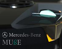 Mercedes Muße