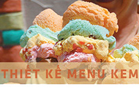 Menu Cream - Menu kem