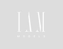 I AM Models Branding