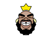 NEW Art Culture King Logo