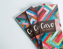 Cave Chocolate Packaging