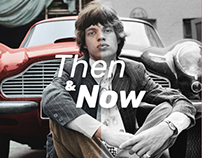 Then & Now colorizing project
