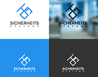 logo for a security company