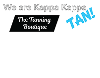 Tanning Boutique Geofilter for Kappa Kappa Gamma